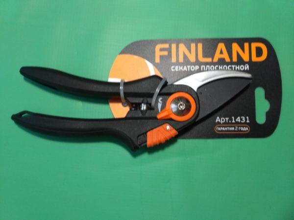 Секатор Finland плоскостной