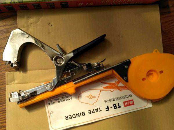 Степлер Тапенер TB-F Корея производство компании BJA
