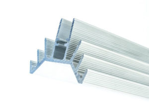 Радиатор алюминиевый для светодиодов