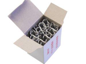 Скобы металлические для клипсатора