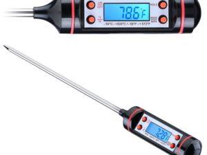 Термометр цифровой ТМ-5 с щупом из нержавеющей стали