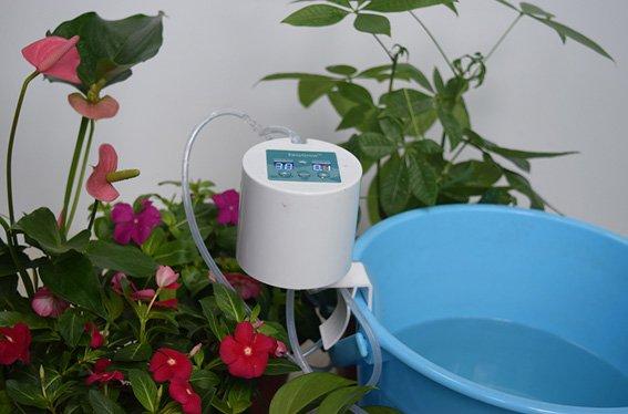 Набор расширения для капельного полива домашних растений с таймером