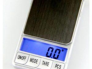 Электронные карманные весы ВП-2