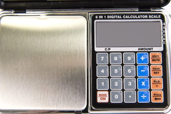 Электронные карманные весы ВП-4