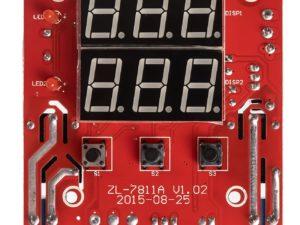 Терморегулятор LILYTECH ZL-7811A бескорпусной (температура и влажность)