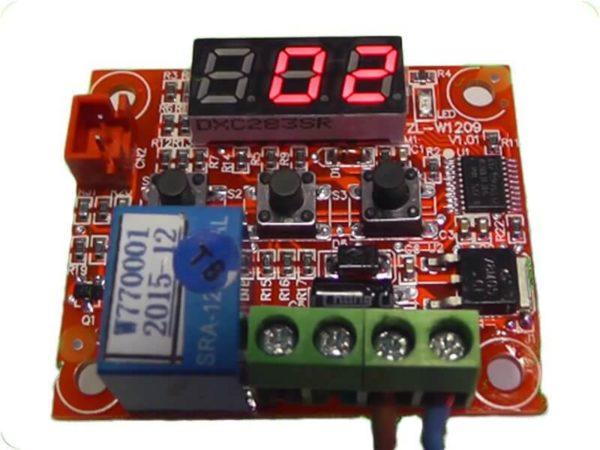Терморегулятор цифровой ТР-12V