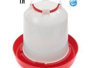 Вакуумная поилка ВП-1 на 1 литр