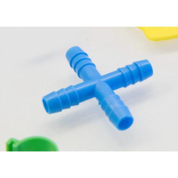 Крестовина для систем поения 8 мм