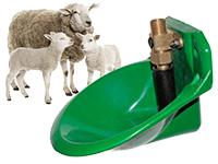 Ниппельные поилки для коз и овец