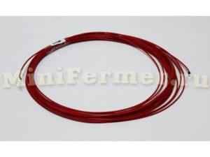 Нагревательный кабель 33 Ом 10 метров 2 мм
