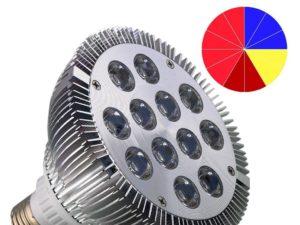 Фитолампа 36 Ватт Е27 Мультиспектр — multispectrum