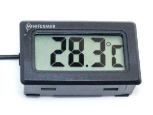 Термометр цифровой с выносным датчиком РТ-2