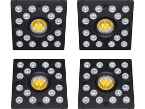 Фитолампа Apollo Mix x4 LED COB 252W (комплект из 4 ламп)