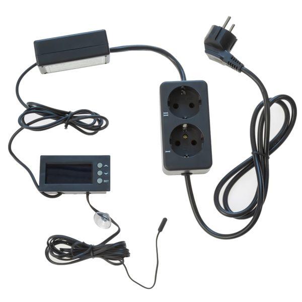 Терморегулятор с таймером TC 200