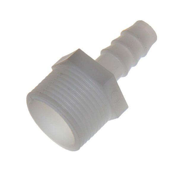 Штуцер 1/2  — шланг 10 мм