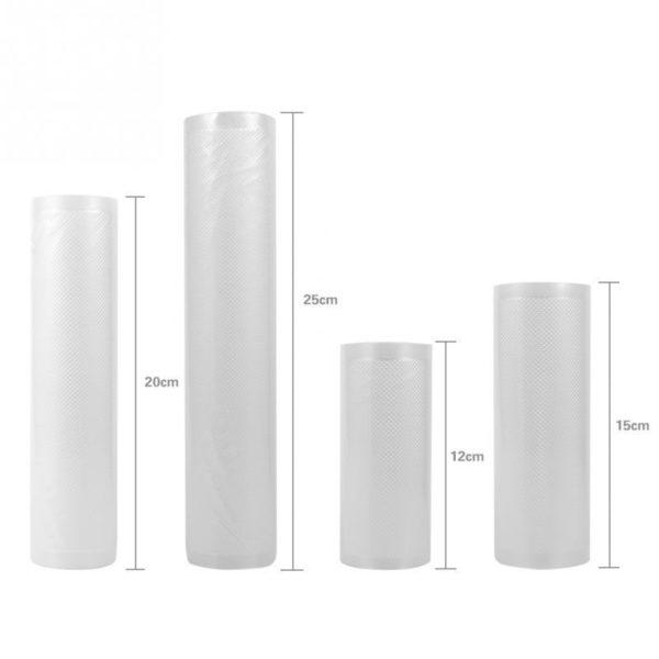 Упаковка для вакуумных машин. рулон 30х500см пакет для вакуумной упаковки продуктов