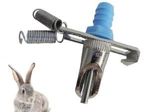 Ниппельная поилка для кроликов НП-3