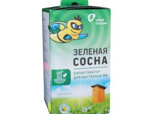 Биоактиватор для выгребных ям «Сосна» 300 гр