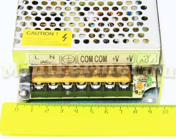 Блок питания 220V AC / 12V DC 10А