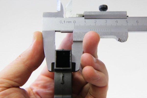 Вентилятор радиальный (центробежный) 50х50х15мм 12Вольт