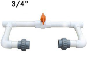 Байпас для инжектора 3\4″ в систему капельного полива
