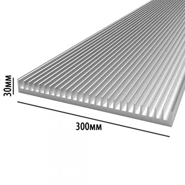 Профиль алюминиевый 300мм*30мм*8,9кг