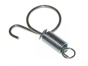 Крюк пружинный 6 см