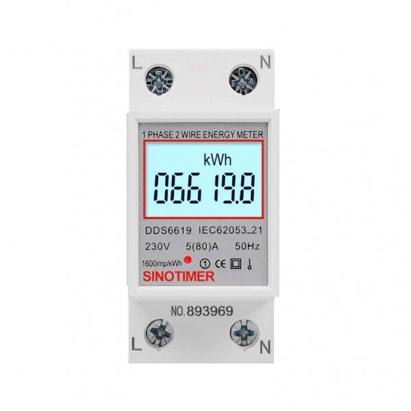 Ваттметр DDS 6619-008 80a
