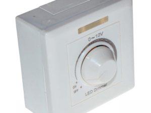 Диммер в корпусе для диммируемых драйверов. (0-10 Вольт)