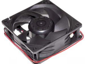 Осевой вентилятор корпусной 120х120х38мм 12Вольт 4500об/мин