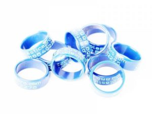 Меточное кольцо 16 мм мягкое