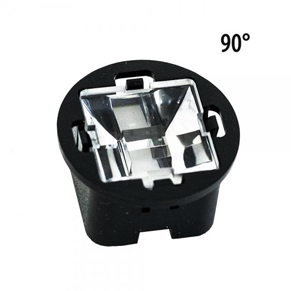 Линза для светодиодов FX 90 градусов