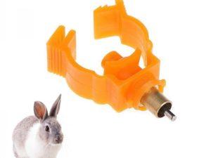 Ниппельная поилка для кроликов НП5