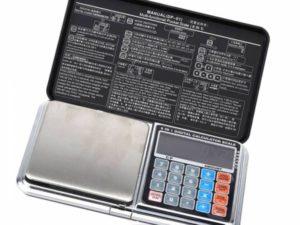 Карманные весы электронные «6 в 1» ВП-4