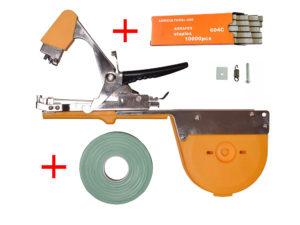 Тапенер для подвязки Bz-3+скобы+1 лента